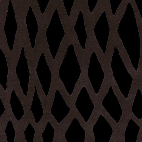 Network - 0016 von Kinnasand | Formatteppiche / Designerteppiche