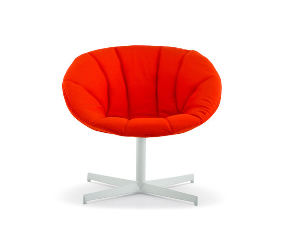 Gliss 360/3 by PEDRALI | Lounge chairs
