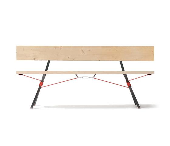 Kampenwand Bench by Moormann | Garden benches