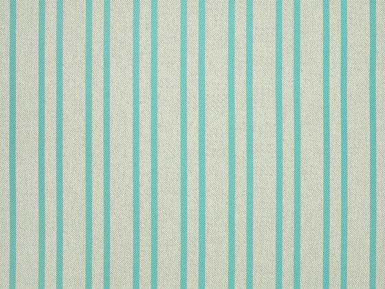 Caribbean Stripe 683 di Zimmer + Rohde | Tappezzeria per esterni