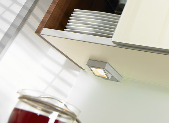 Vario halogen de hera produit - Luminaire sous meuble ...