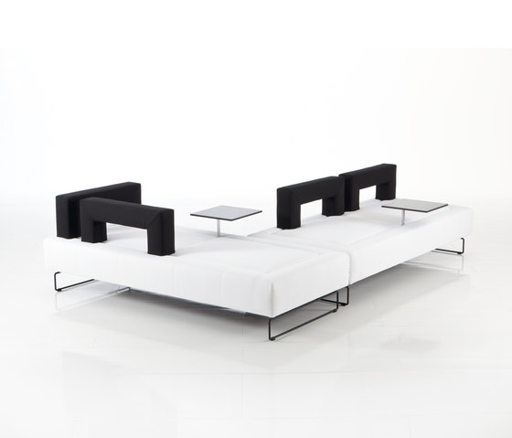 bridge by Brühl | Modular seating systems