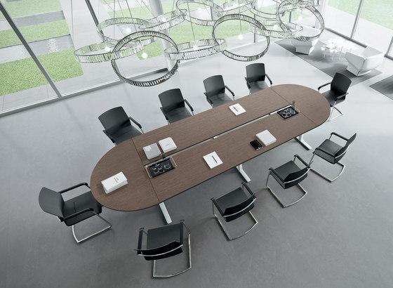 DV803-Nobu 6 by DVO | Conference tables