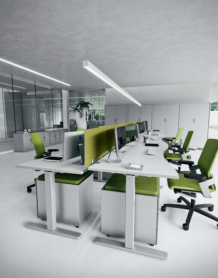 DV803-Nobu 7 by DVO | Desking systems
