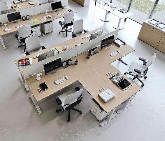 DV803-Nobu 9 by DVO | Desking systems