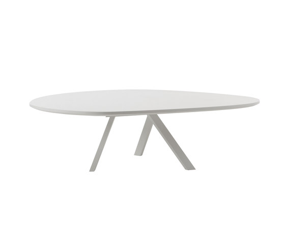 mosspink Big table by Brühl | Coffee tables
