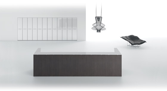 DV703-Qubo 03 by DVO | Reception desks