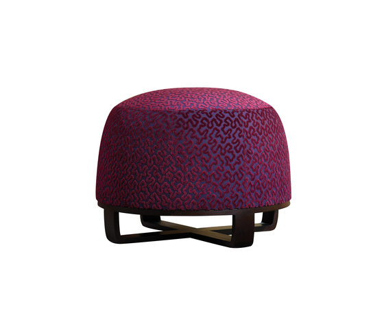 Ball Stool by Zimmer + Rohde | Poufs