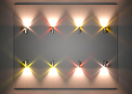 Match 8 Wall Lamp by Quasar | General lighting