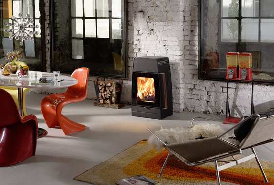 Moby by Austroflamm | Wood burning stoves