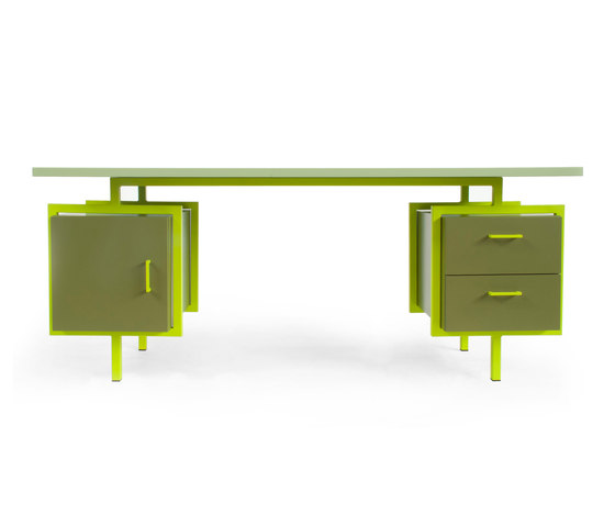 Retro desk by JSPR | Individual desks