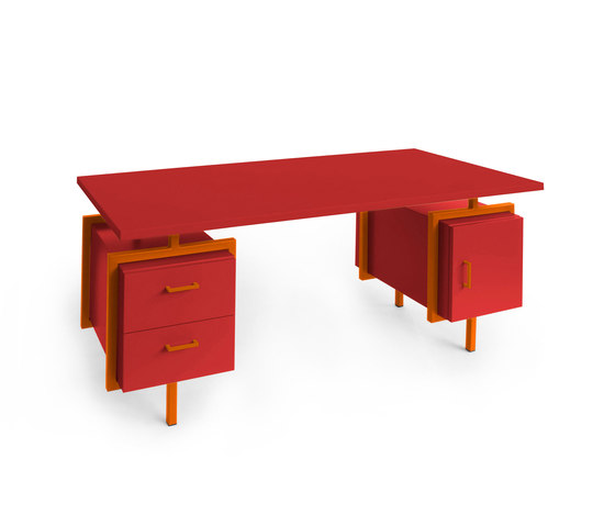 Retro desk de JSPR | Escritorios individuales