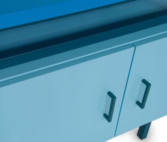 Retro desk by JSPR   Cabinets