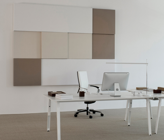 CAS Cube by Carpet Concept | Sound absorbing wall systems