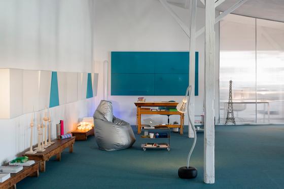 CAS Move di Carpet Concept | Pannelli per parete