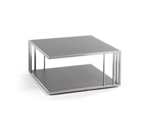Suite Tisch von Fischer Möbel | Garten-Couchtische