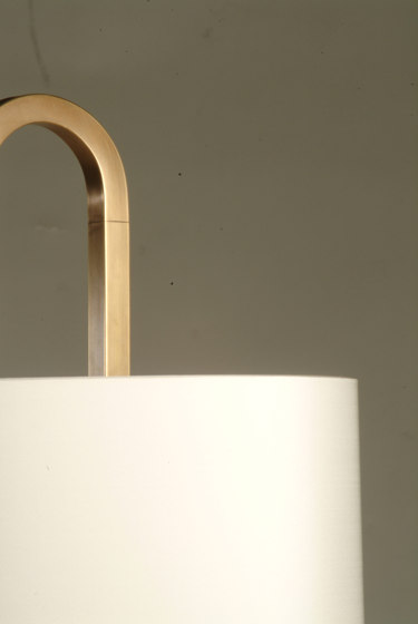 Tall Lamp, oval by Zimmer + Rohde | General lighting