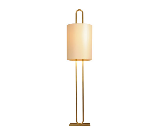 Tall Lamp, round by Zimmer + Rohde | General lighting