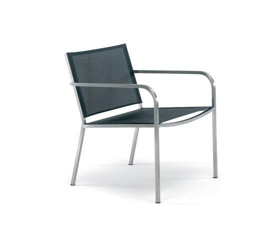 Helix lounge chair di Fischer Möbel | Poltrone