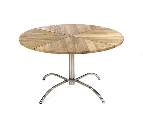 Taku bistro table di Fischer Möbel | Tavoli da pranzo da giardino