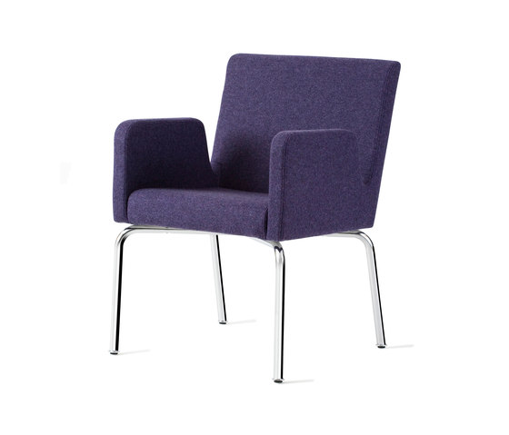 Dropp KS-104 by Skandiform | Visitors chairs / Side chairs