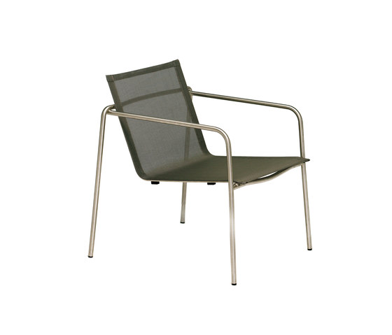 Taku lounge chair by Fischer Möbel | Garden armchairs