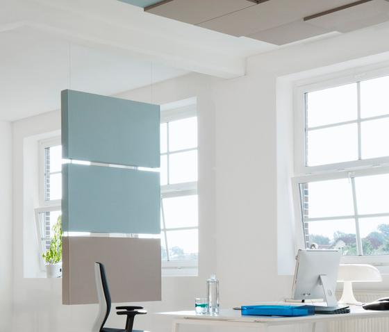 CAS Cube di Carpet Concept | Sistemi a sospensione