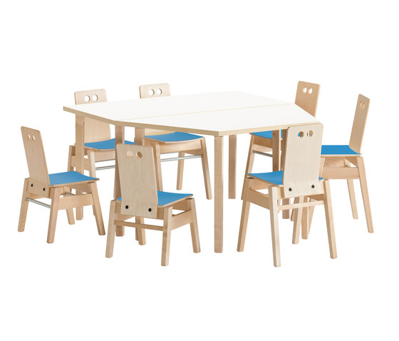 Chair for children low Otto OT300 by Woodi | Kids chairs