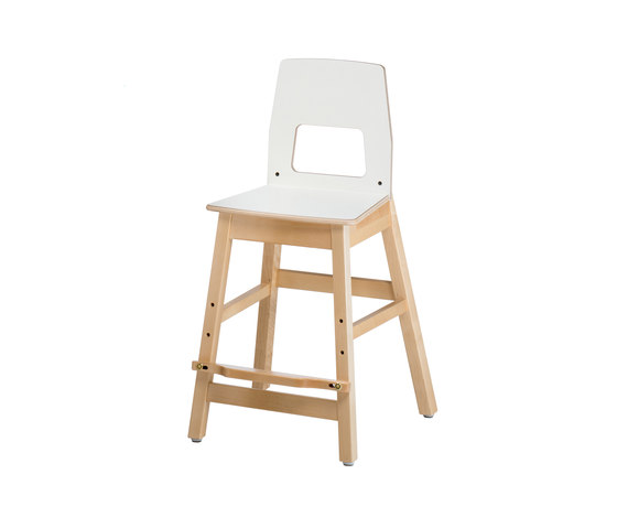 High Chair for children Otto OT450 by Woodi | Kids chairs