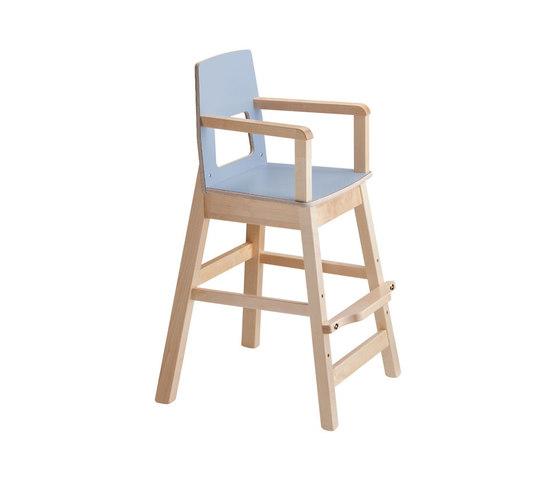 High Chair for children Otto OT452 von Woodi | Kinderstühle