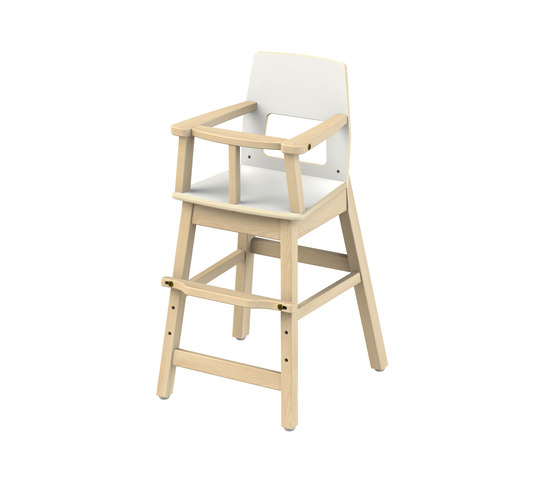 High Chair for children Otto OT454 by Woodi | Kids chairs