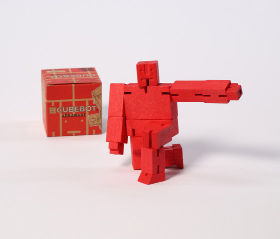 Micro Cubebot by David Weeks Studio | Children's toys
