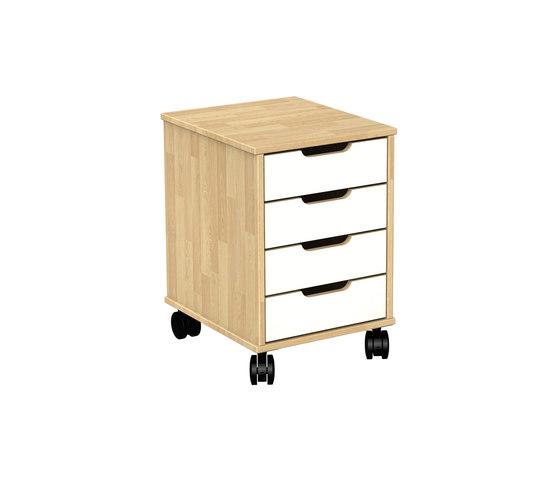 Otto modular cabinet OT41L by Woodi | Kids storage
