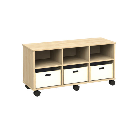Otto modular cabinet OT43AAA by Woodi | Kids storage