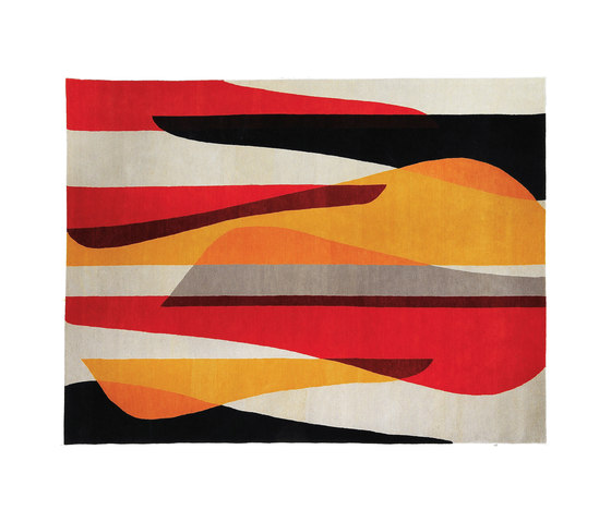 Onda de David Weeks Studio | Tapis / Tapis design