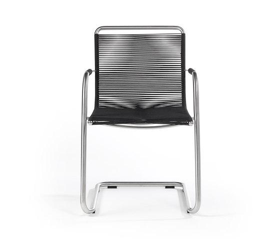 Swing cantilever chair de Fischer Möbel | Sièges de jardin