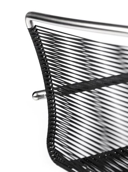 Swing cantilever chair de Fischer Möbel   Sièges de jardin