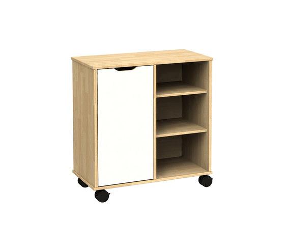 Otto modular cabinet OT62OA by Woodi | Kids storage