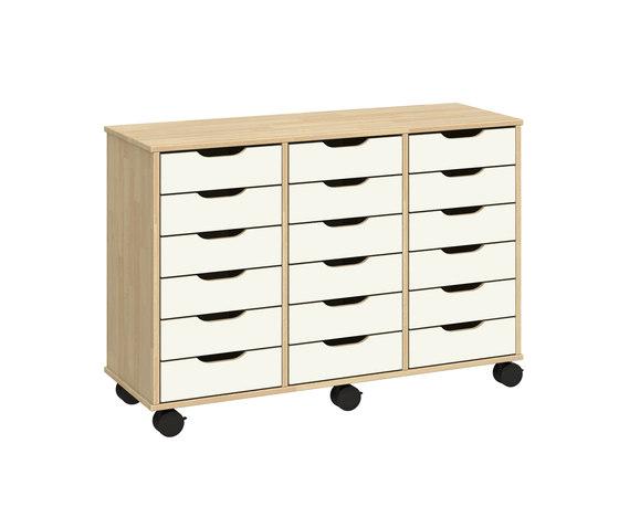 Otto modular cabinet OT63LLL by Woodi | Kids storage