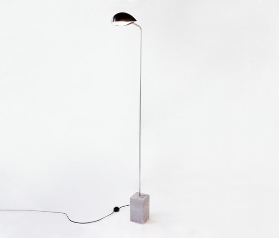 Cement Standing Lamp No 307 by David Weeks Studio | General lighting