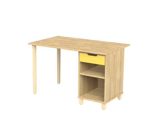 Desk Otto OT220LA by Woodi | Kids tables