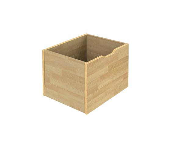 Toy box LE101 von Woodi | Spielmöbel