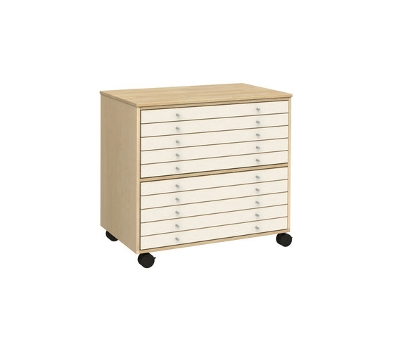 Drawer for sketches K620 by Woodi | Kids storage