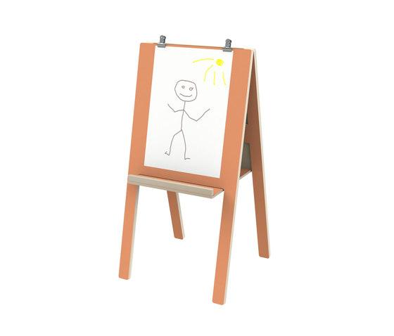 Drawing stand V140 de Woodi | Play furniture