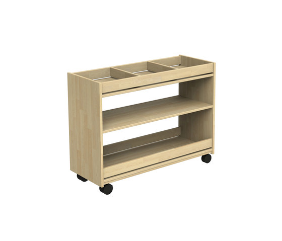 Trolley V120 by Woodi | Kids storage