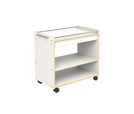 Trolley V123 de Woodi | Armoires/étagères pour enfants