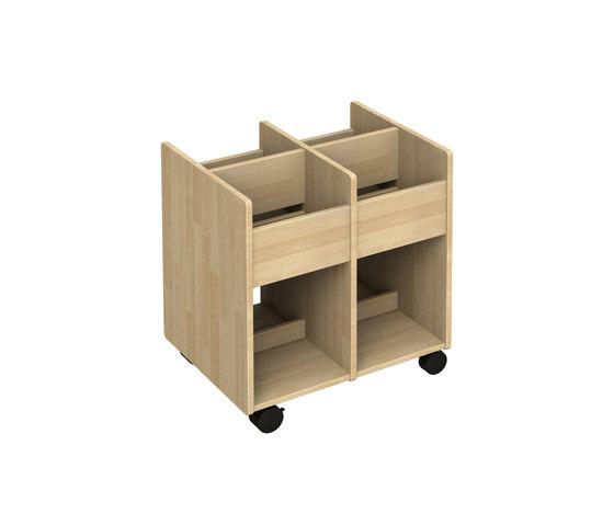 Trolley V126 by Woodi | Kids storage