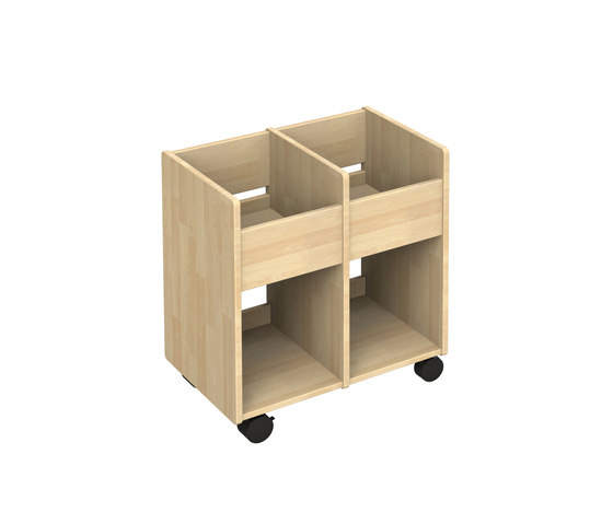 Trolley V127 by Woodi | Kids storage