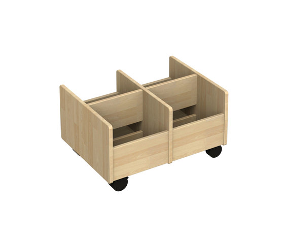 Trolley V128 by Woodi | Kids storage
