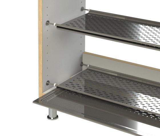 Shoe rack ET104-90 by Woodi | Cloakrooms